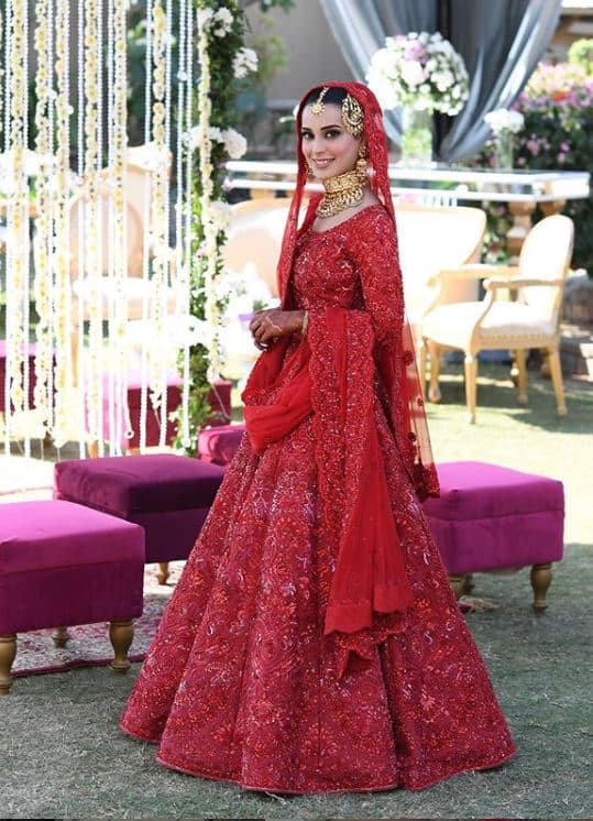 iqra aziz wedding pics