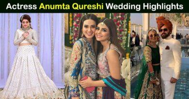 anumta qureshi wedding pics