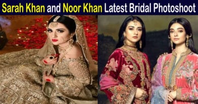 sarah khan and noor khan pics
