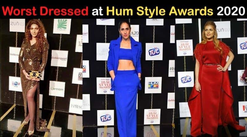 worst dressed at hum style awards 2020