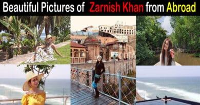 zarnish khan pictures