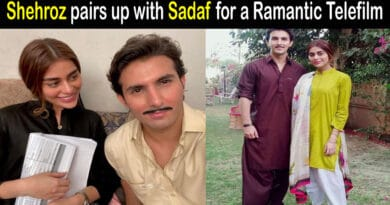 shehroz and Sadaf telefilm