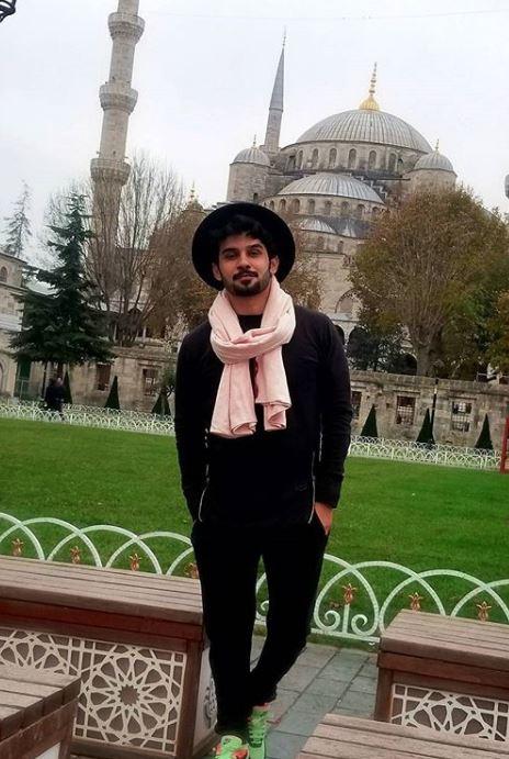 actor fahad sheikh biography