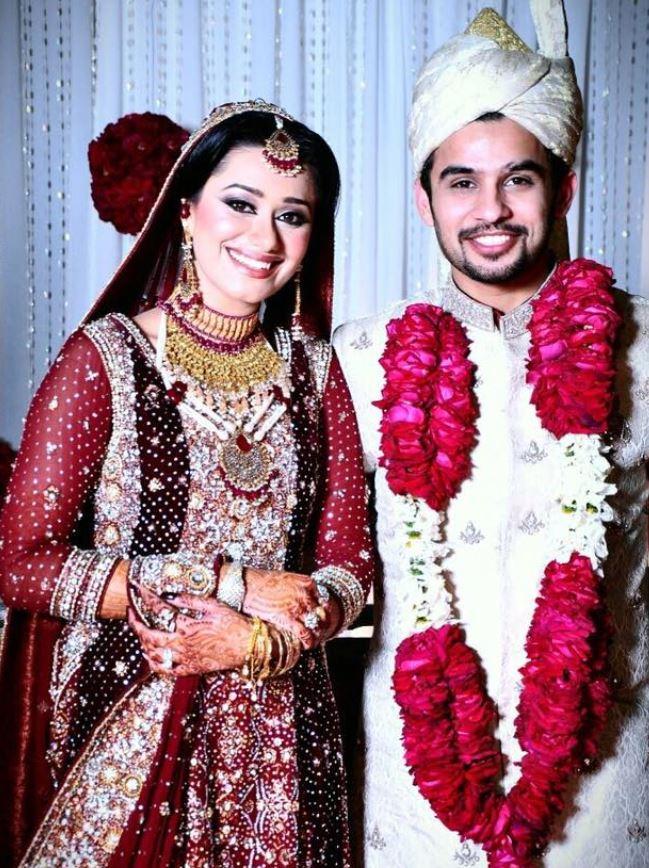 actor fahad sheikh wedding pics