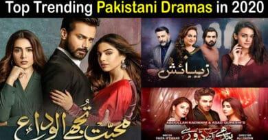 pakistani dramas 2020