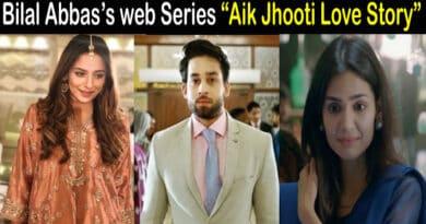 Ek Jhoothi love story cast