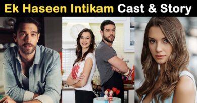 ek haseen intikam drama cast