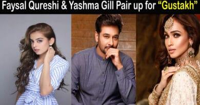 gustakh drama cast name