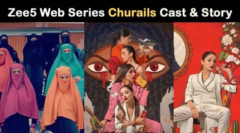 Churails web series zee5