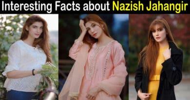 Nazish Jahangir Biography