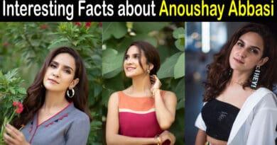 anoushay abbasi biography