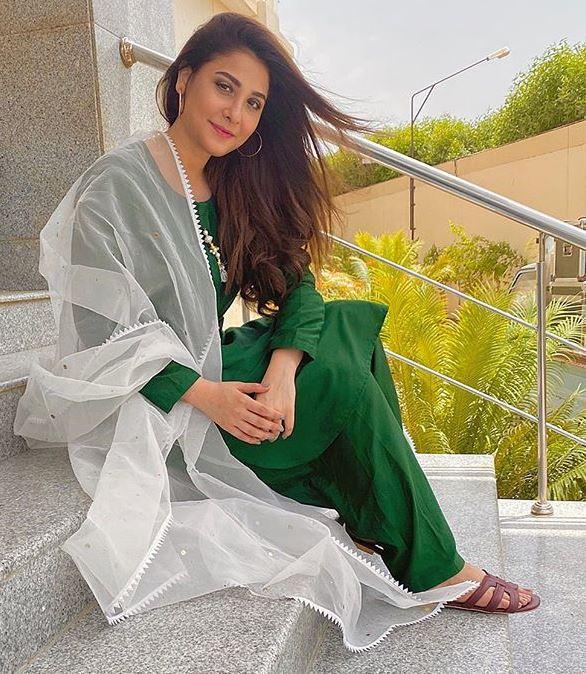 pakistani celebrities on independence day