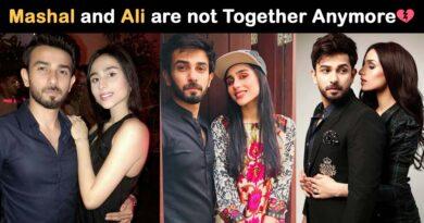mashal khan and ali ansari breakup