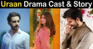 Uraan drama geo tv cast