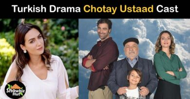 chotay ustaad turkish drama cast