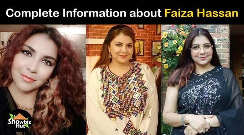 faiza hassan biography dramas