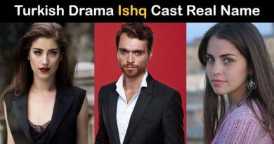 ishq turkish drama cast name