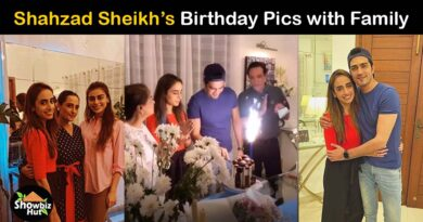 Shahzad Sheikh Birthday Pics