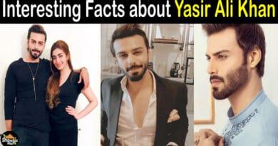Yasir Ali Khan Biography