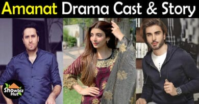 Amanat Drama Cast