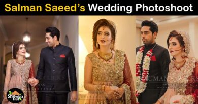 actor salman saeed wedding pics