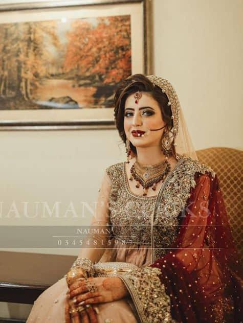 actor salman saeed wife