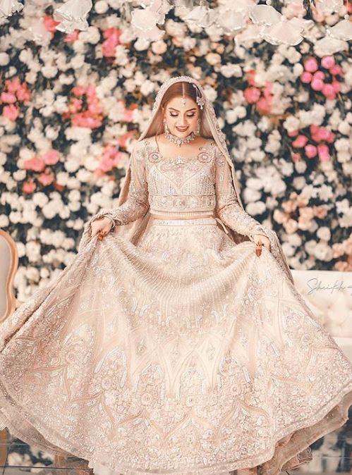 actress fareeha noor wedding pics