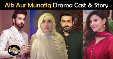 aik aur munafiq geo drama cast
