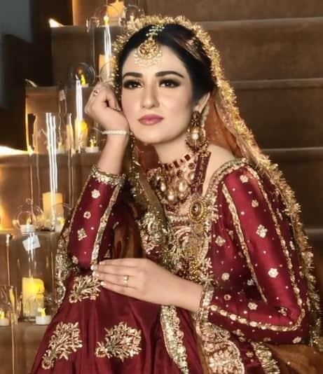 Sarah Khan Drama List