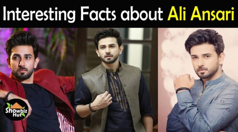 Ali Ansari Biography