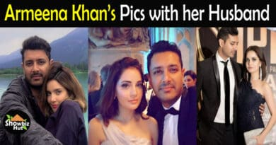 Armeena Khan Husband Pics
