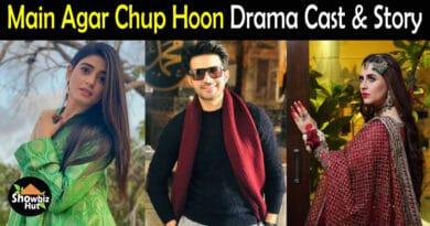 Main Agar Chup Hoon Drama Cast