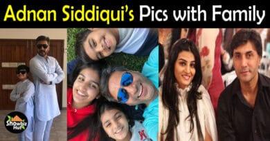 Adnan Siddiqui wife pics