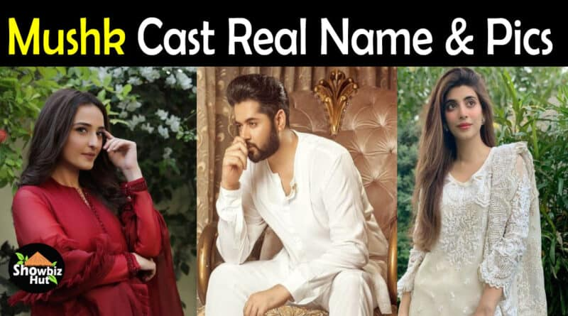 Mushk Drama cast name