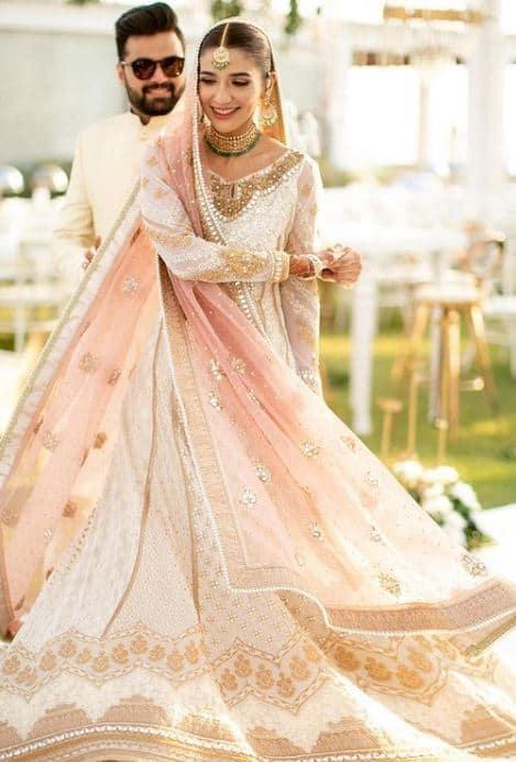 rabab hashim wedding pictures