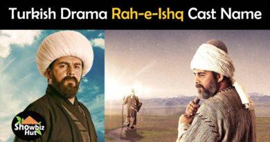 rah e ishq turkish drama cast real name