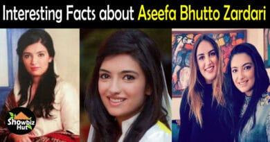 Aseefa Bhutto Zardari Biography