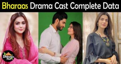 Bharaas Drama Cast Name