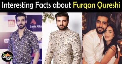 Furqan Qureshi Biography