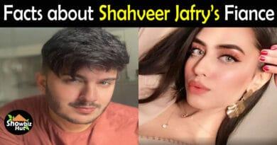 Shahveer Jafry Fiance