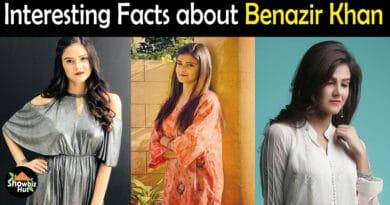 Benazir Khan Biography