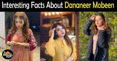 Dananeer Mobeen Biography