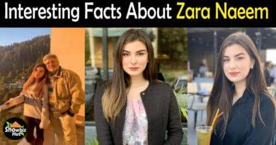 Zara Naeem Biography