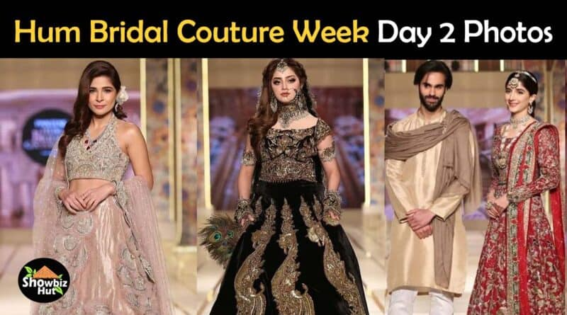 hum bridal couture week 2021 day 2 pics