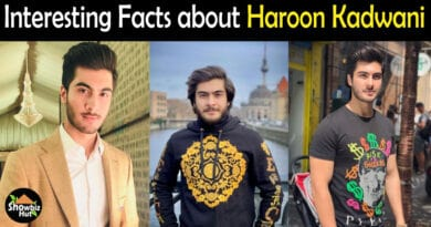 Haroon Kadwani Biograhy