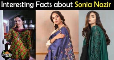 Sonia Nazir Biography