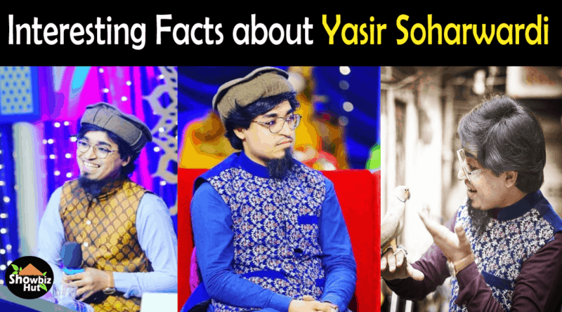 Yasir Soharwardi Biography