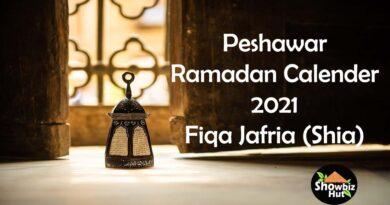 peshawar ramadan timing 2021 fiqa jafria shia
