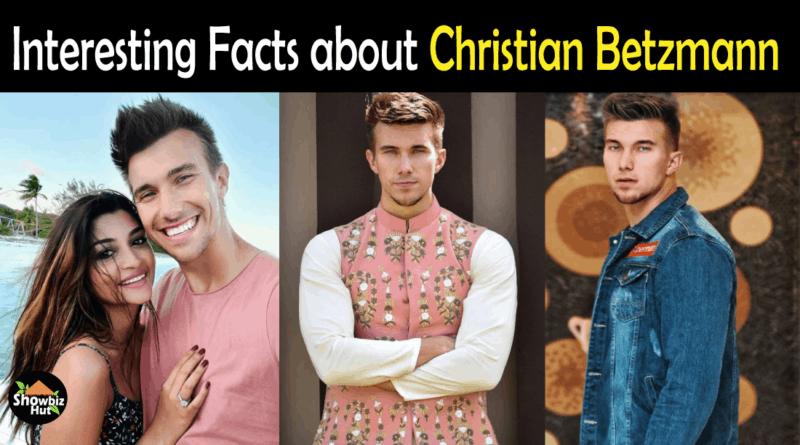 Christian Betzmann Biography