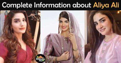 aliya ali actress biography